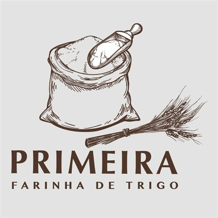 PRIMEIRA - First choice flour produced from selected raw material. Recommended for baking and pastry because it responds to market demands, ensuring a good performance to industry.