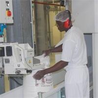 Inauguração da GMA - Grandes Moagens de Angola