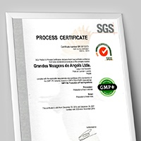 Grande Moagens de Angola is the first mill in Africa recognized with the GMP+ quality certification