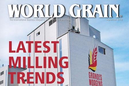 Revista World Grain dá destaque à GMA